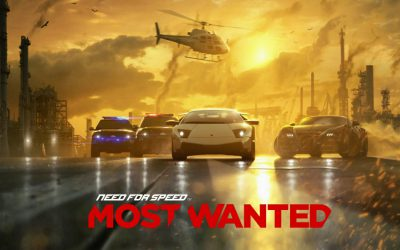 NFS Most Wanted (2012)